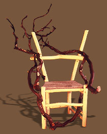 Manzanita Chair